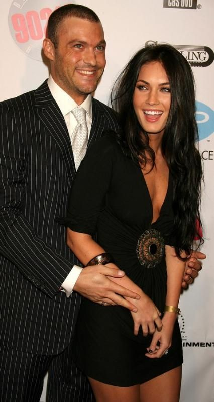 Megan Fox and Brian Austin Green | 13 cute celebrity couples who eloped ...