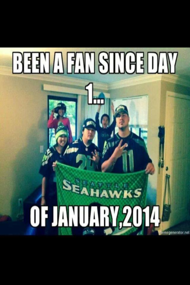 seattle seahawks fans funny - photo #9