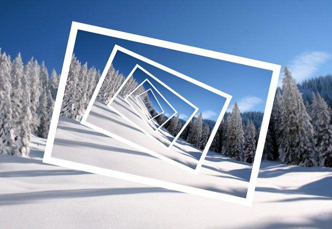 droste effect eith photoshop #droste #photos