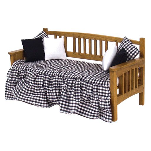 Julian Day Bed. The bed not the covers!