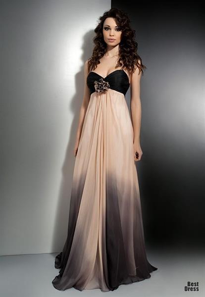 Платье бюстье на пышные формы