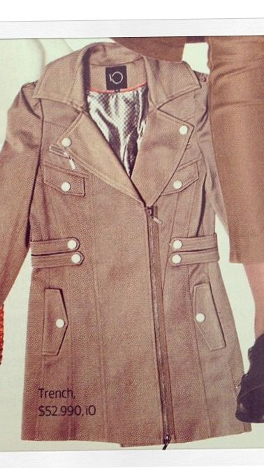 Militar trench