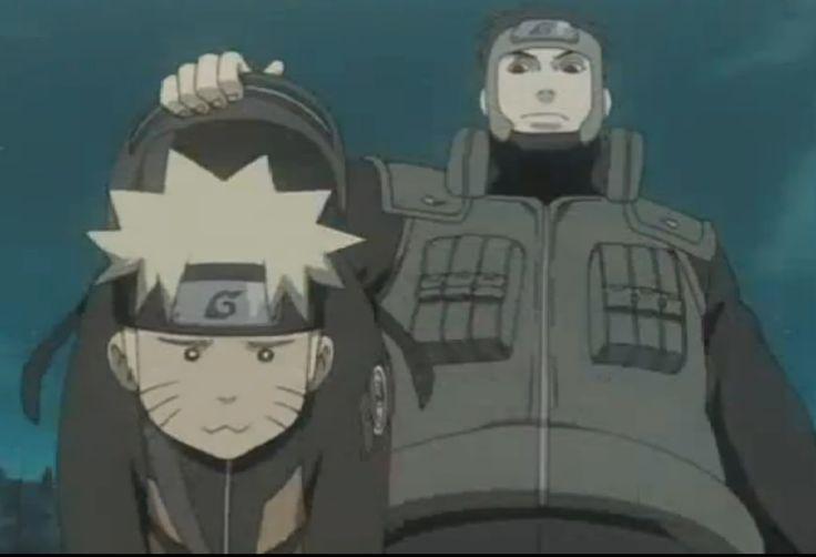 Naruto and Captain Yamato | NARUTO | Pinterest | Cats, Art ...