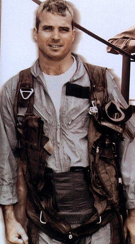 mccain back in the day = hot