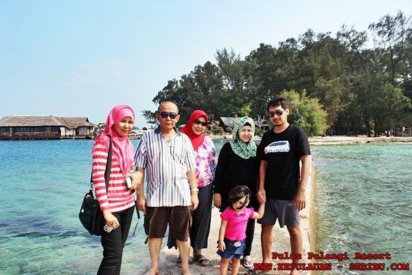 Pulau Pelangi Wisata Pulau Resort