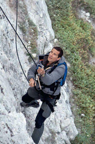 bear grylls climbing - Google Search