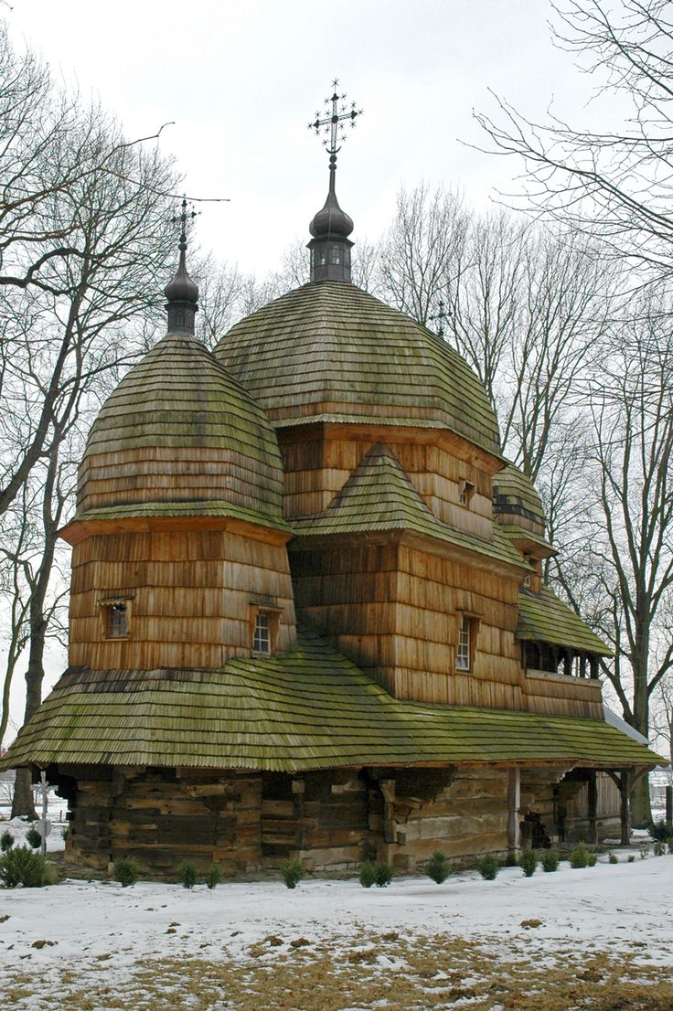 Chotyniec-Poland ✿ (UNESCO World Heritage site)