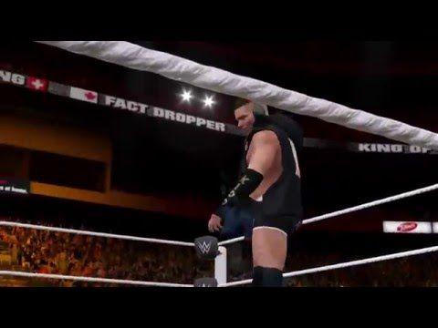 WWE 2K16 - Tyson Kidd & Cesaro vs. The New Day - YouTube