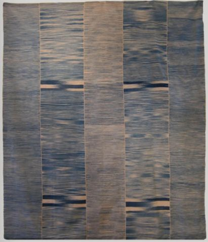 One of the new range of contemporary kilims from Sinclair Till. For more rugs visit www.thehousedirectory.com