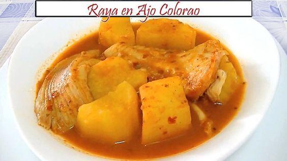 Raya en Ajo Colorao