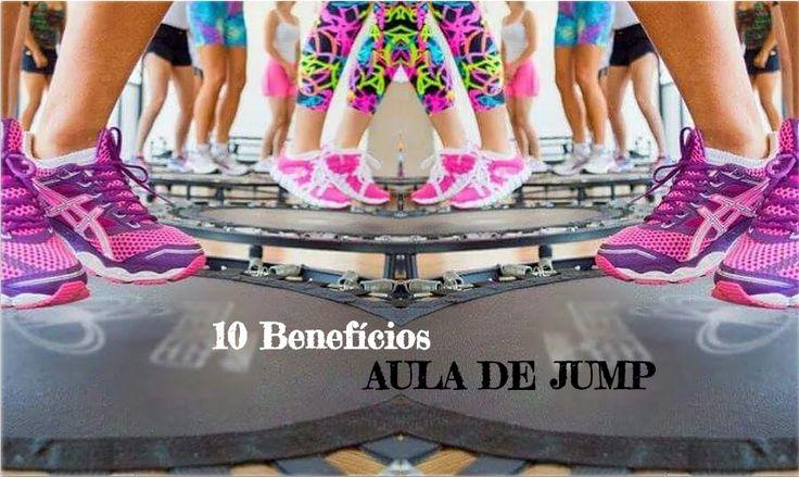 10 BENEFÍCIOS DA AULA DE JUMP