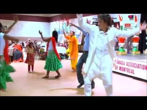 Justin Trudeau Bhangra  dance