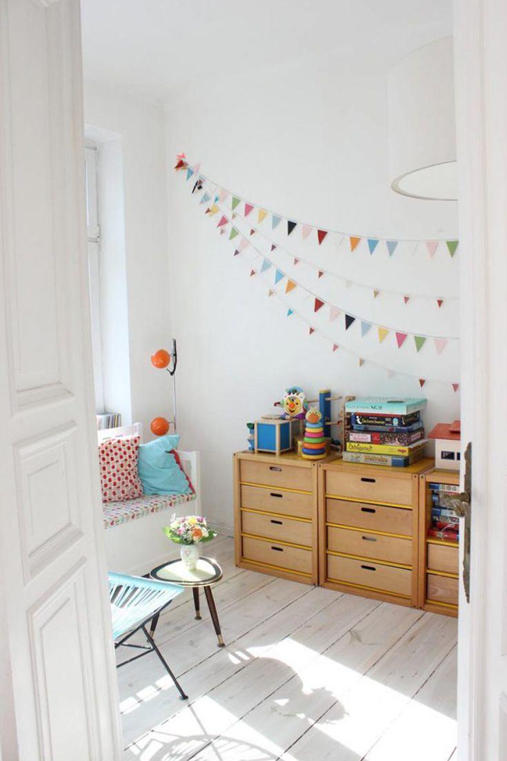 Great Tolles Kinderzimmer im skandinavischen Stil Ein absoluter Traum
