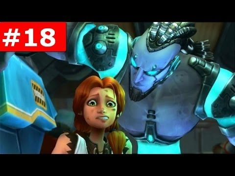 Wildstar Gameplay Part 18: Mordesh Exile Medic Healer - Scientist Path -...