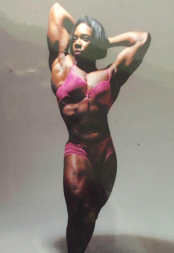 Ebony Women Bodybuilders 108