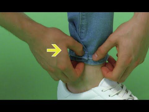 How To Pin Roll Jeans | ASOS