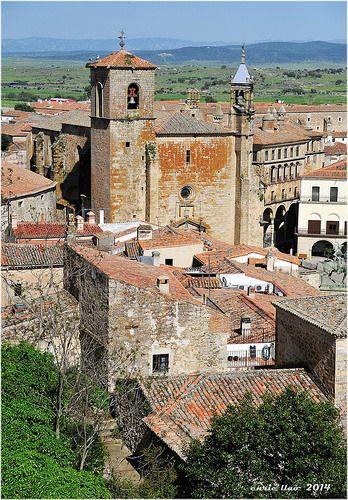 Trujillo Extremadura Spain