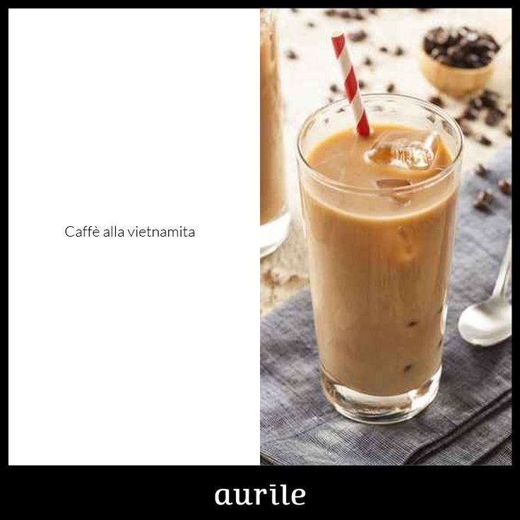 Hai voglia di qualcosa di #dolce, rinfrescante e al #caffè? Prova il caffè alla #vietnamita. Prepara il caffè espresso #Aurile, aggiungi il latte condensato e il ghiaccio tritato. Et voilà! #summer #ricette #recipes #cooking #delicious #FMGroup #FMGroupItalia #yummy #food #foodlove #coffeebreak #coffelovers #mrcoffee #ice #dolcezza #takeabreak