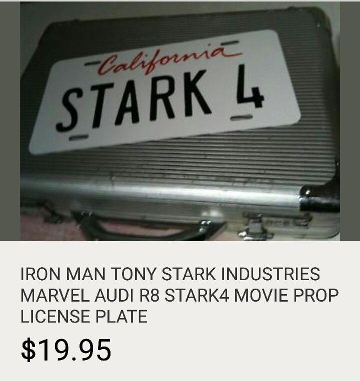Iron Man, Party Decor