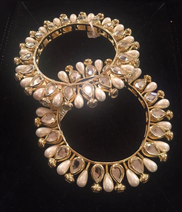 Isharya's bangles perfect for a sangeet