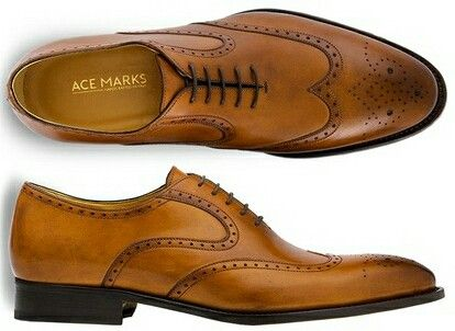 Ace Marks Shoes  https://www.indiegogo.com/projects/handcrafted-dress-shoes-for-the-modern-gentleman/x/16558137#/      Would you order this WINGTIP OXFORD LUKE in Cuoio Antique Leather?