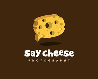 Say CHEESE #Photography #logo:) <<< repinned by www.BlickeDeeler.de