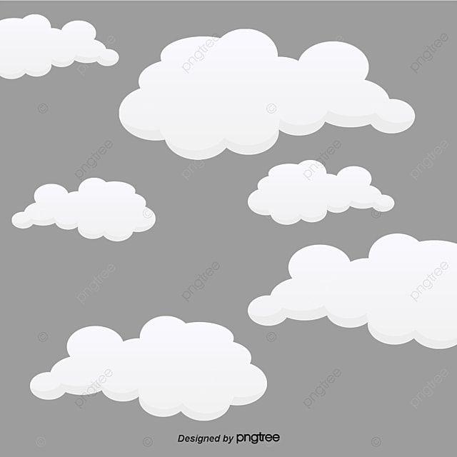 Beautiful White Clouds Beautiful Baiyun Clouds Png Transparent Clipart Image And Psd File For Free Download Di 2021 Awan Latar Belakang Biru Dan Putih