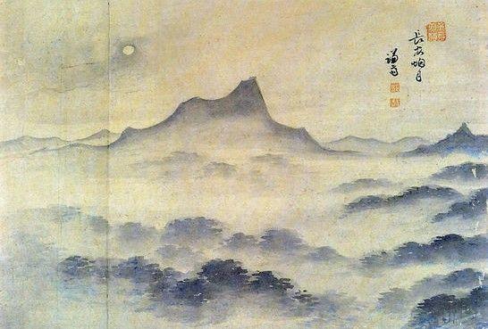 The Real Landscape Painting 장안연월 (경교명승첩 하) 1742 간송미술관