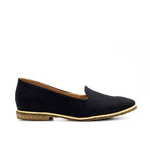 Veganer Loafer | AHIMSA Jazz Loafer Black