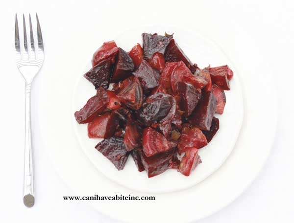 Roasted beets, Beets and Vinegar on Pinterest