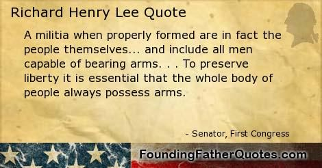 Visit this site for more information on Richard Henry Lee