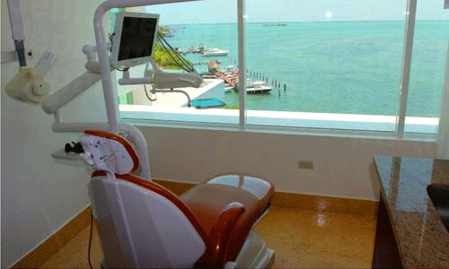 Sunset Dental Cancun is located in the beautiful Mexican resort of Cancun. The clinic has unparalleled views over Nichupte lagoon, and is perfectly placed for our patients to enjoy the amenities that Cancun has to offer. For American and Canadian patients it is a particularly convenient way to enjoy a vacation while undergoing dental treatment.  www.dentaldepartures.com/dentist/sunset-dental-cancun/