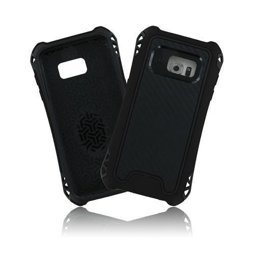 Samsung Galaxy S7 Black Anti-Shock Case