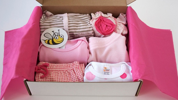 Whittlebees Kids' Clothing Subscription. Once a month a box of clothes for