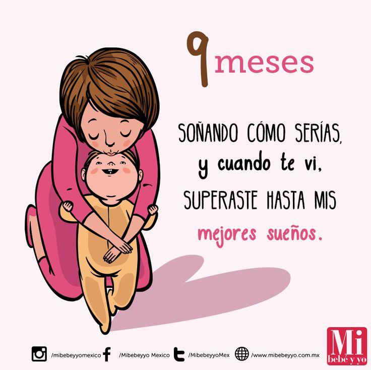 El mejor regalo de la vida #SerMamá #MamásMIB  #FrasesMIB