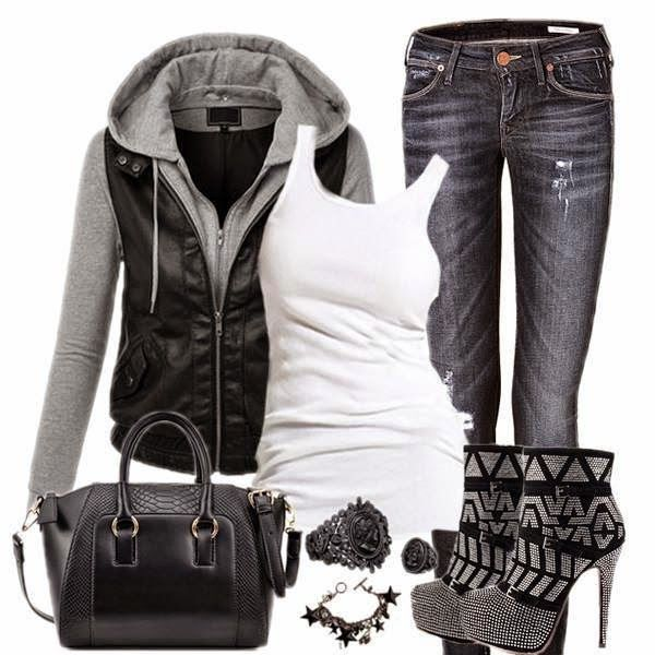 Amazing Outfits For ladies....