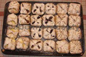 Vázané koláče bez kynutí | Babčiny recepty