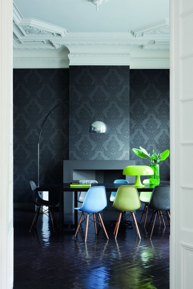 sweet home wallpaper designs.  decor home wallpaper 267 best Ambientes images on Pinterest