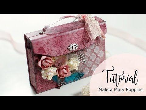 Tutorial Maleta Mary Poppins - YouTube