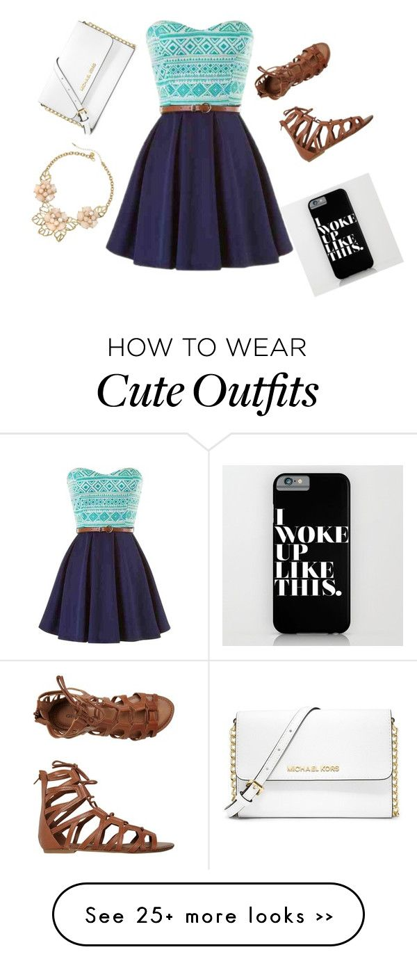 """""""cute outfit"""" by trinaiti on Polyvore"""