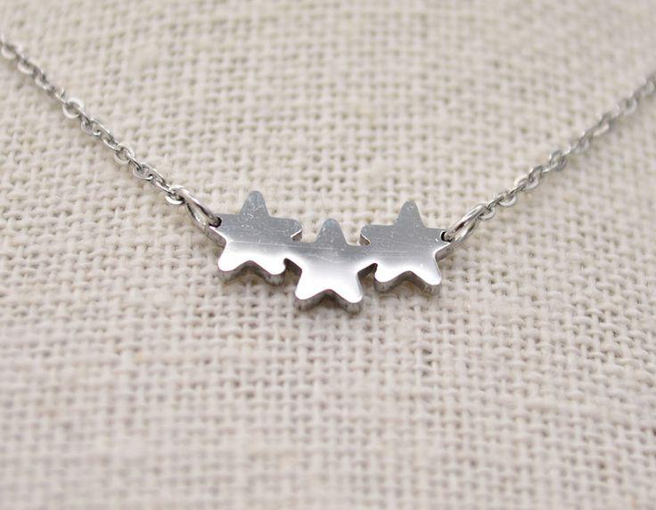 Collar de Acero 3 Estrellas