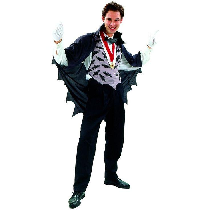 Disfraz Vampiro Medallon Adulto