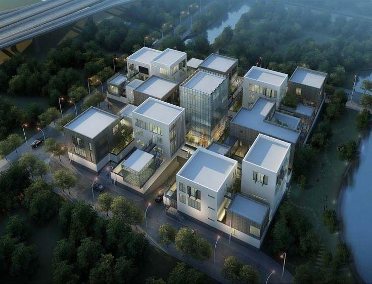 上海文化信息产业园B2地块 http://www.archreport.com.cn/show-6-1420-1.html