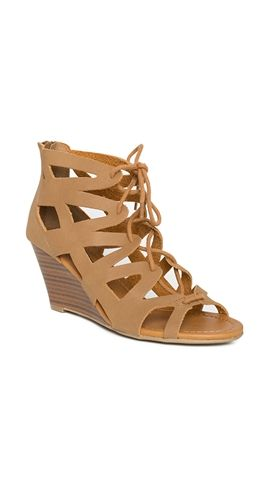 Strings Attached Sandal