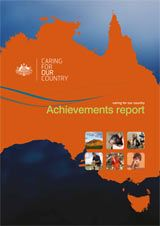 Caring for our Country - National program Achievements Report