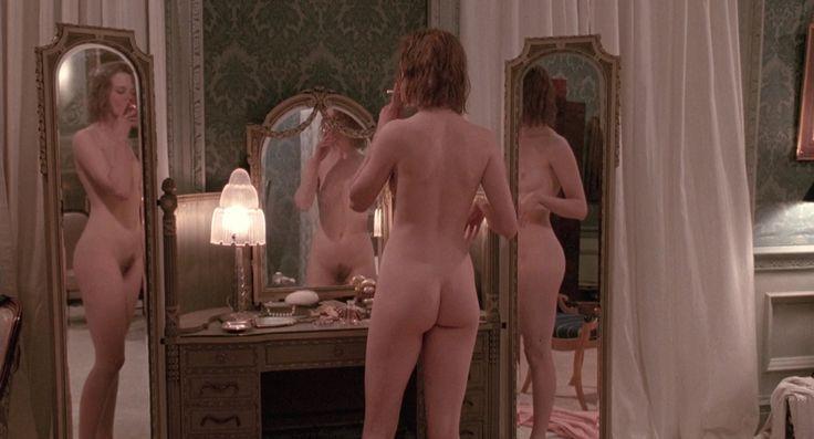 Naked woman handjob