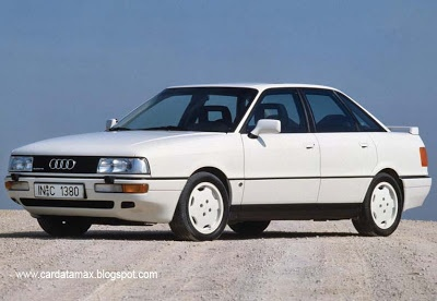 Audi 90 quattro (1989)