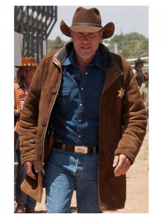 Longmire Sheriff Walt Trench Coat Visit here: http://ebay.to/2fC9W2a  Our Popular Online Store Omu presents the one of the finest attire from the TV Series Longmire at incredibly discounted price. Robert Taylor has worn this appealing long coat in the series and plays the role of Sheriff Walt. Shop now this elegant coat at discounted price.
