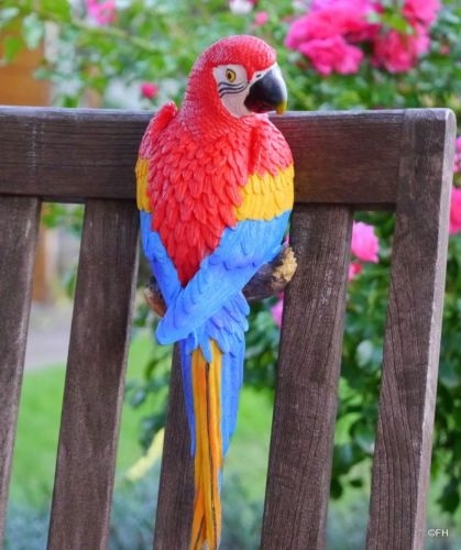 best 15 papagei eule weitere vogelfiguren f r haus. Black Bedroom Furniture Sets. Home Design Ideas