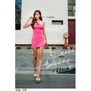 [픽키스트] korea fashion 에파나스타시 슬리브리스 원피스 마지막리오더완료 ts3839d - 29,900원 by 금찌